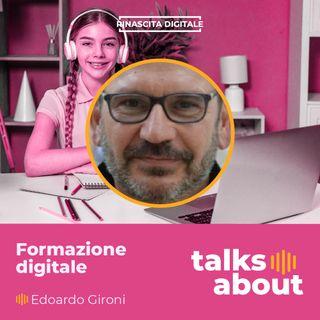 Episodio 30 - Formazione Digitale: oltre la Videoconferenza - Edoardo Gironi