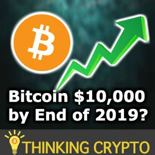 BITCOIN to Hit $10,000 by End of 2019? Winklevoss Twins Free Bitcoin Giveaway - Ripple CEO Bank Wants XRP - Crypto Game Show