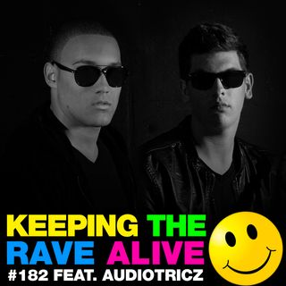 Episode 182: feat Audiotricz!