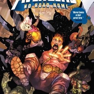 Source Material Live: Avengers - No Road Home