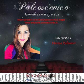Intervista a Maresa Palmacci