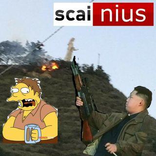 Scai Nius-Ep.2: Tra ubriachi, covid, e l'attacco di Kim al monte vetere.