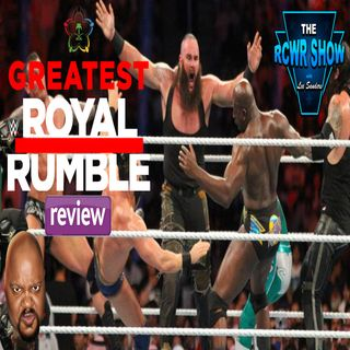 WWE Greatest Royal Rumble 2018: The Aftershow 4-27-2018