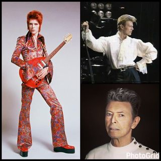 Bowie Round and Round