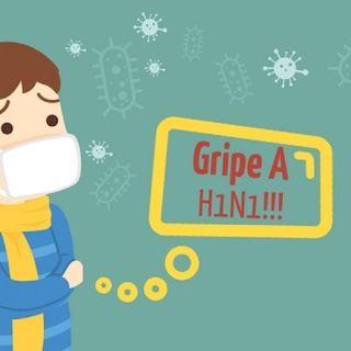 NOTÍCIA GRIPE H1N1 EM ÁGUAS CLARAS