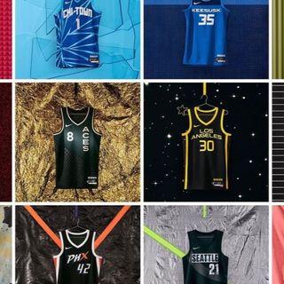 WNBA new jerseys are fire