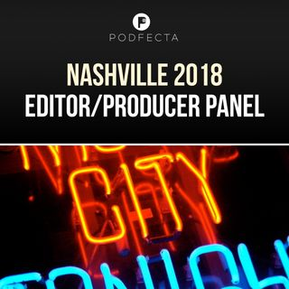 Podcast Editing And Production Panel