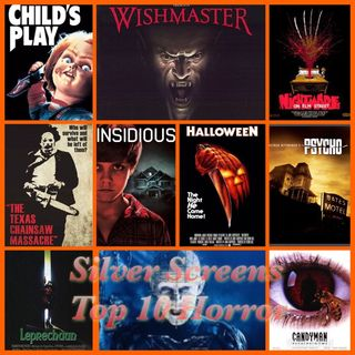 Silver Screens & Speakers: Top 10 Horror