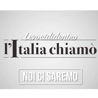 Sabato Italiano speciale L'Italia chiamò