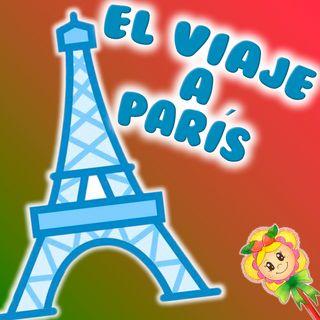 95. El viaje a París del abuelo albondiguilla. Cuentos infantiles de Hada de Fresa