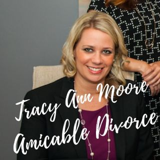 Rosalind Sedacca, Guest, Tracy Ann Moore - Amicable Divorce