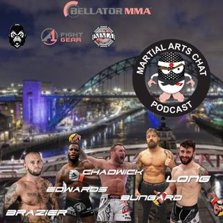 Bellator Newcastle: Fighter Interviews