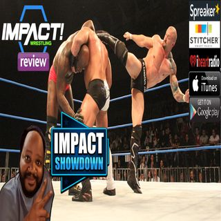 IMPACT Wrestling 2/1/19 Reaction Aftershow: Cage & Impact Join Forces! IMPACT Showdown