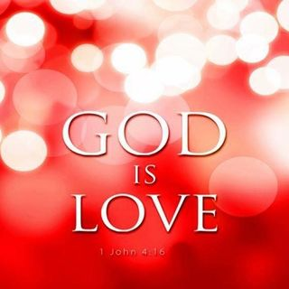 Living in God's Love