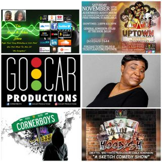 The Kevin & Nikee Show - Carla Robinson - Writer, Director, Actor and Playwright
