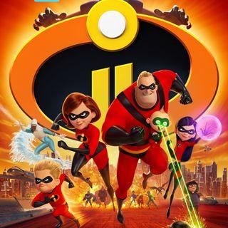 Episode 26: The Incredibles 2. 7/10 Smooches