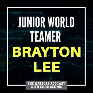 2019 U.S. Junior world teamer Brayton Lee