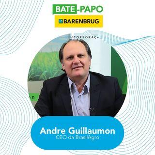 Bate-Papo Barenbrug com o CEO da BrasilAgro, Andre Guillamoun