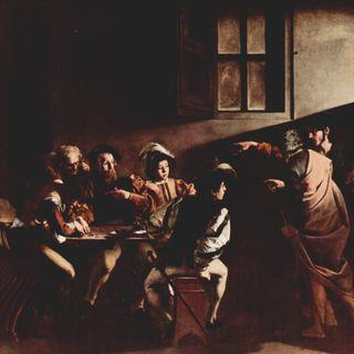 San Matteo Vocazione, Martirio Morte della Madonna Caravaggio
