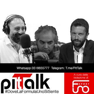 Pit Talk - F1 - Analizziamo i test del Bahrain con Mazzola e Tavelli
