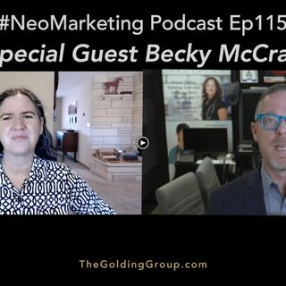 Small Business Advantages with Special Guest Becky McCray