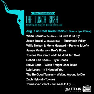 August 7: The Lunch Rush with Drew Myers