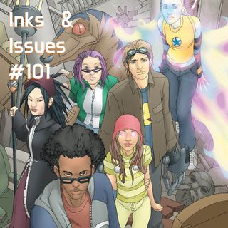 Inks & Issues #101 - Runaways with Tim Lanning