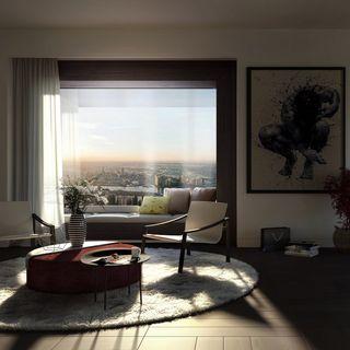 432 Park Avenue, Matteo Nunziati interior design flies high