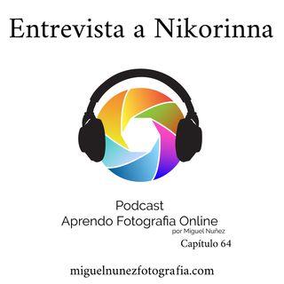 Entrevista Nikorinna -Capítulo 64 Podcast-