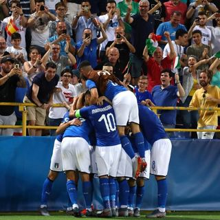 A month of Italian pride: National teams dominating on world stage