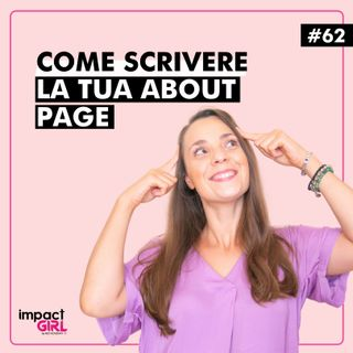 Come Creare una About Page Efficace in Poche Mosse!