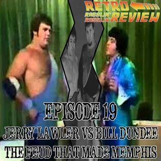 19. Jerry Lawler vs. Bill Dundee - The Feud That Made Memphis