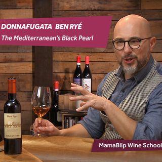 Zibibbo | Donnafugata Ben Rye | Wine tasting with Filippo Bartolotta