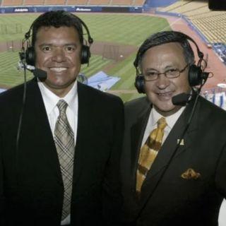 Expedición Rosique #84: Jaime Jarrín y Fernando Valenzuela: La voz y la leyenda. Dos iconos de los Dodgers de Los Ángeles.