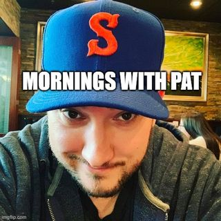 Mornings with Pat 4-3-20