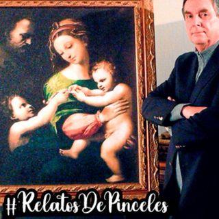 Lío de la Madonna.  El cuadro de Rafael que apareció en Bogotá