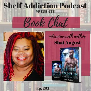 Interview with Author Shai August | Book Chat