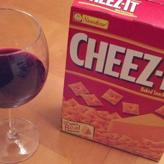 Wine and Cheez...It Tasting