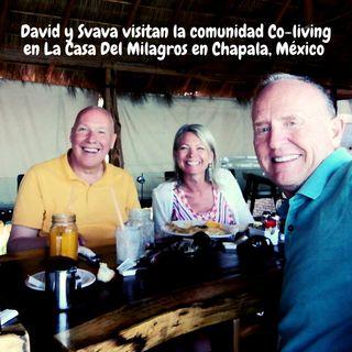 """""""Felicidad eterna"""" Sesión - Co-Living en La Casa de Milagros con David Hoffmeister y Svava Love - Traducción al español."""