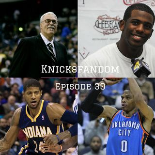 "EP 30: ""I'm sorry Phil Jackson, (well, not really) it is for real!: & Free agent frenzy 2017!"" - Knicksfandom"