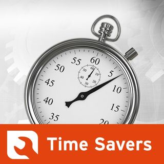 Time Saving Tips for Technicians