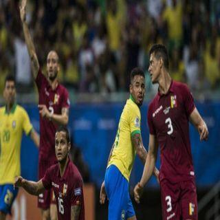 Copa America - Brasile così non VAR