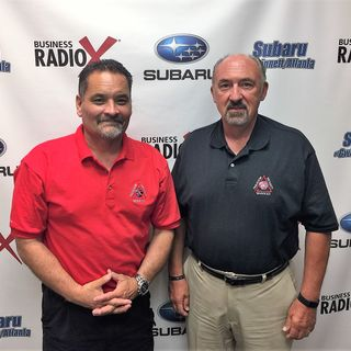 James Spurgeon with Paradigm Security Services
