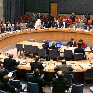 Konstituierende Sitzung des UN Sicherheitsrat (am 17.01.1946)