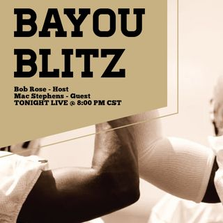 Bayou Blitz:  Father's Day Special - Saints Rookie Stephens & Pops