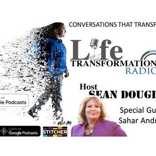 Diversity, Global Leadership & Personal Transformation with Sahar Andrade