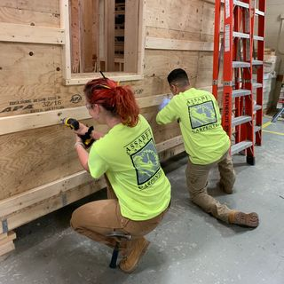 Assabet Valley Students Build Tiny Home For Maine Veteran