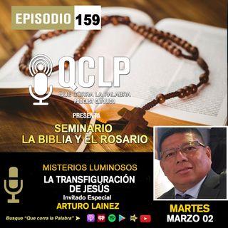 QCLP. 4. LA TRANSFIGURACION DE JESUS