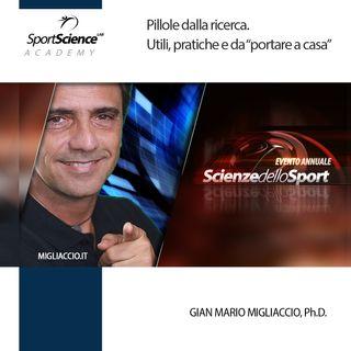 L'evento nazionale di Scienze dello Sport in Audio