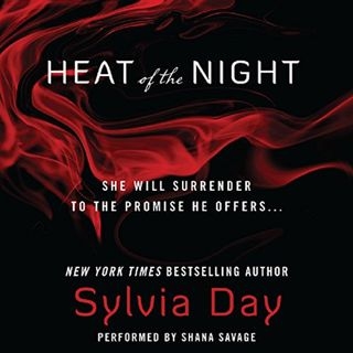Heat of the Night by Sylvia Day ch2